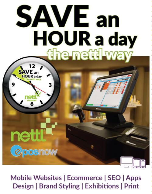 EPOSNOW Save an Hour a Day