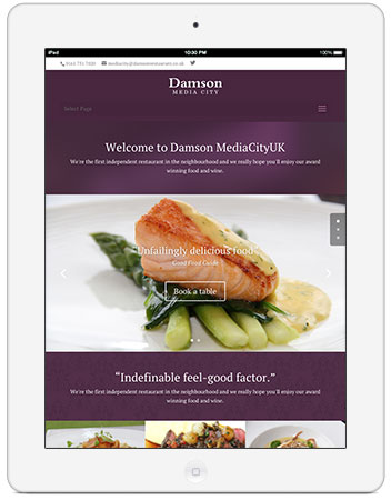 Responsive Websites in Kent, Maidstone and Medway